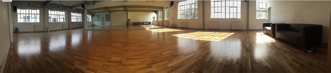 Studio 45 London - Pano 1
