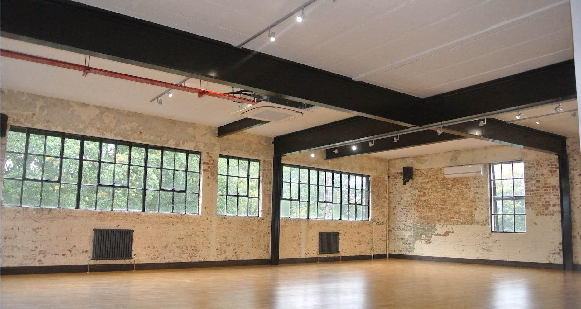 dance studio - studio 1 at studio 45